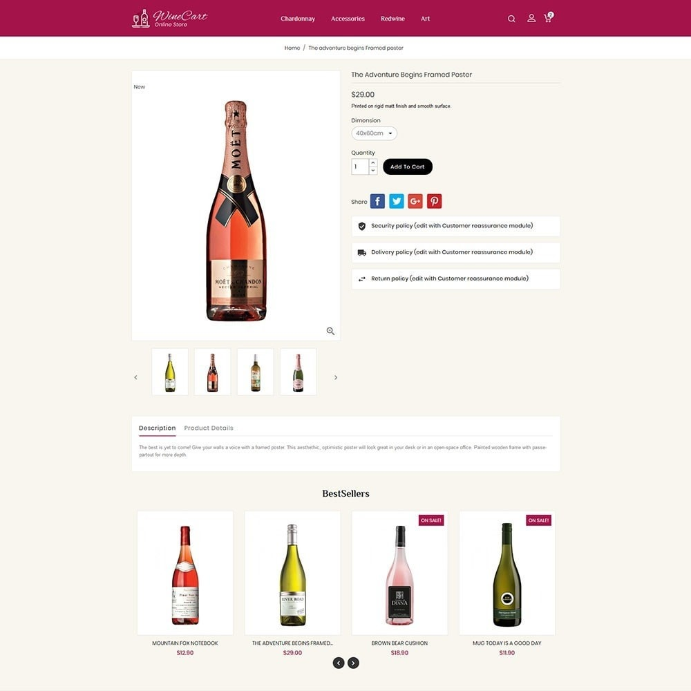 theme - Boissons & Tabac - Winecart - Online Store - 5