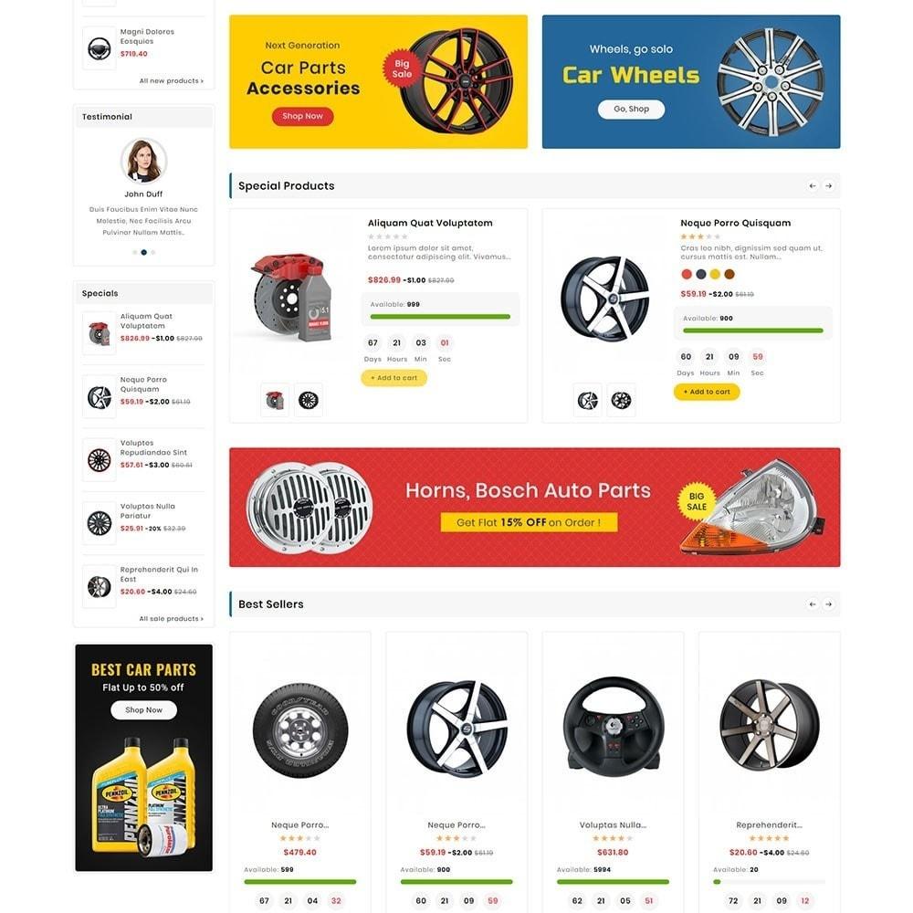 theme - Auto & Moto - Digital Mart Auto Parts - 3