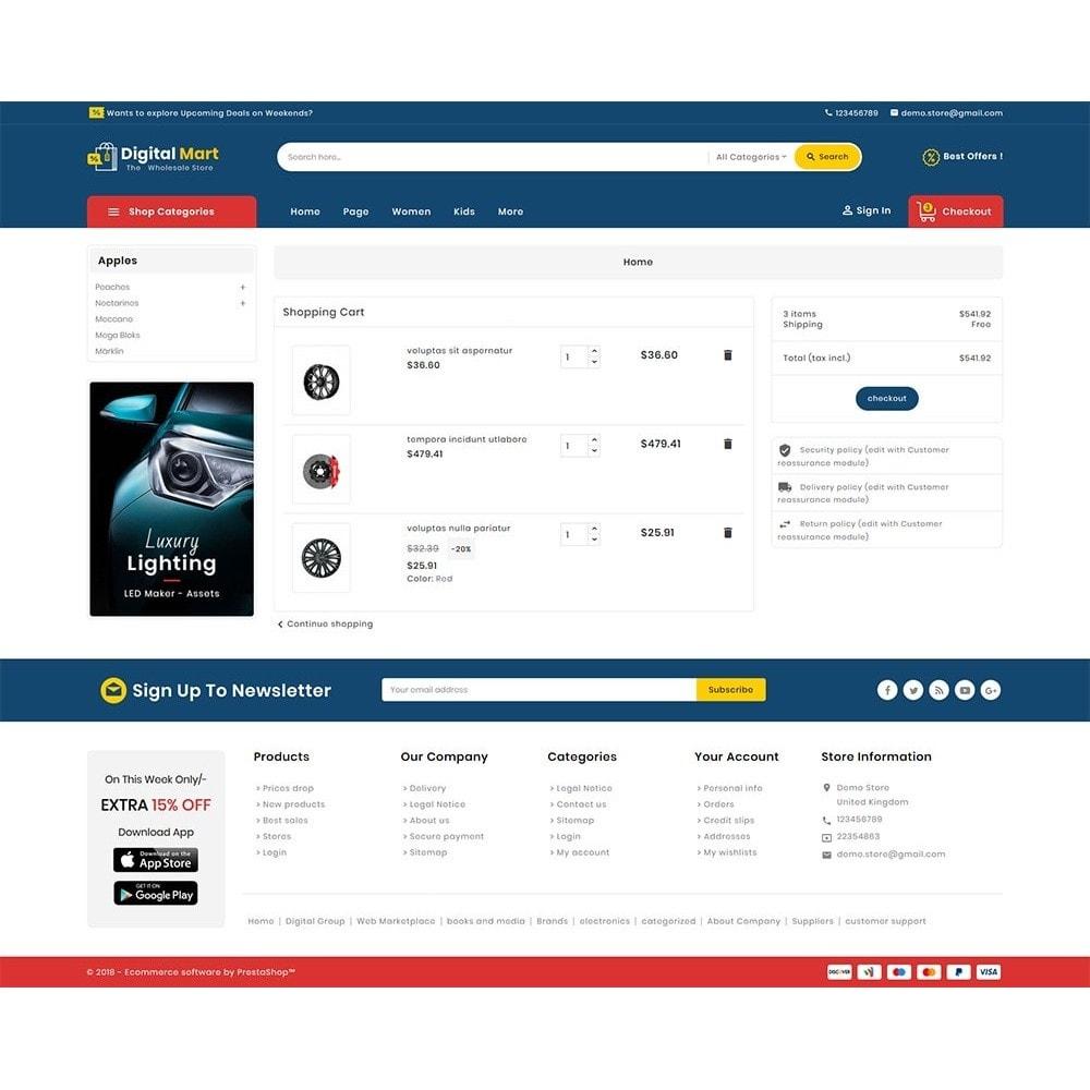 theme - Auto & Moto - Digital Mart Auto Parts - 7