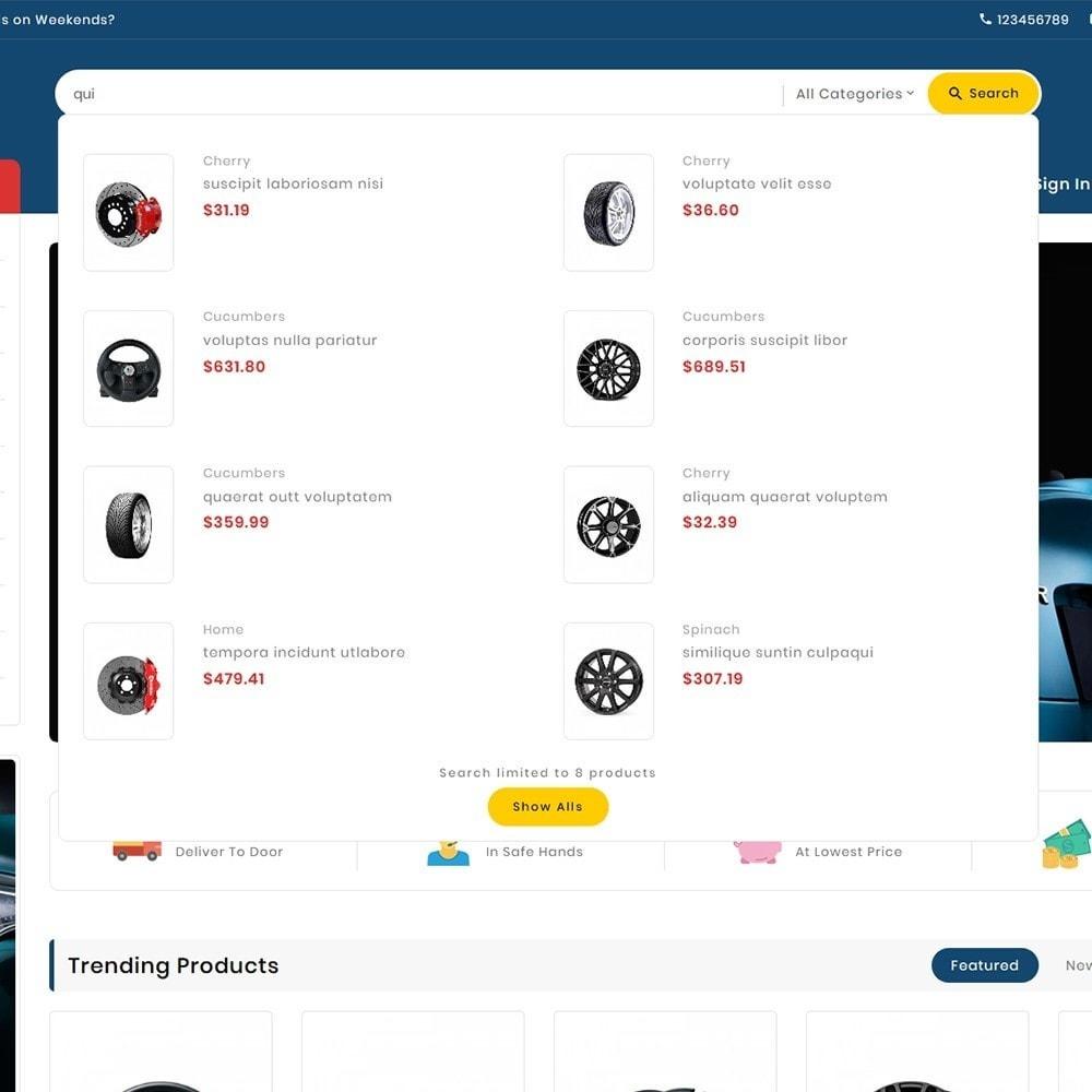 theme - Auto & Moto - Digital Mart Auto Parts - 11