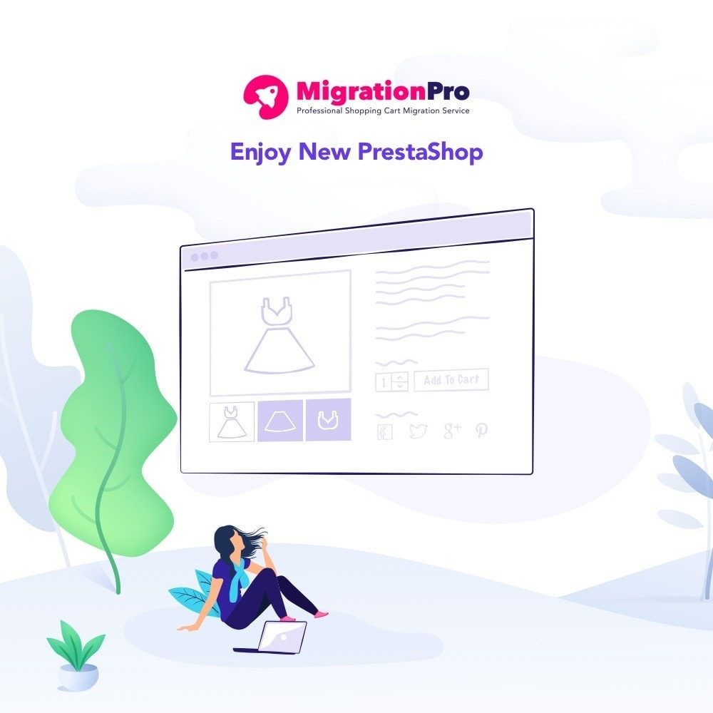 module - Migratie & Backup - MigrationPro: WP eCommerce to PrestaShop Migration tool - 6