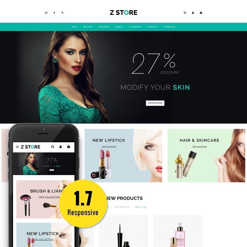 theme - Saúde & Beleza - Fashion Z-Store - 1