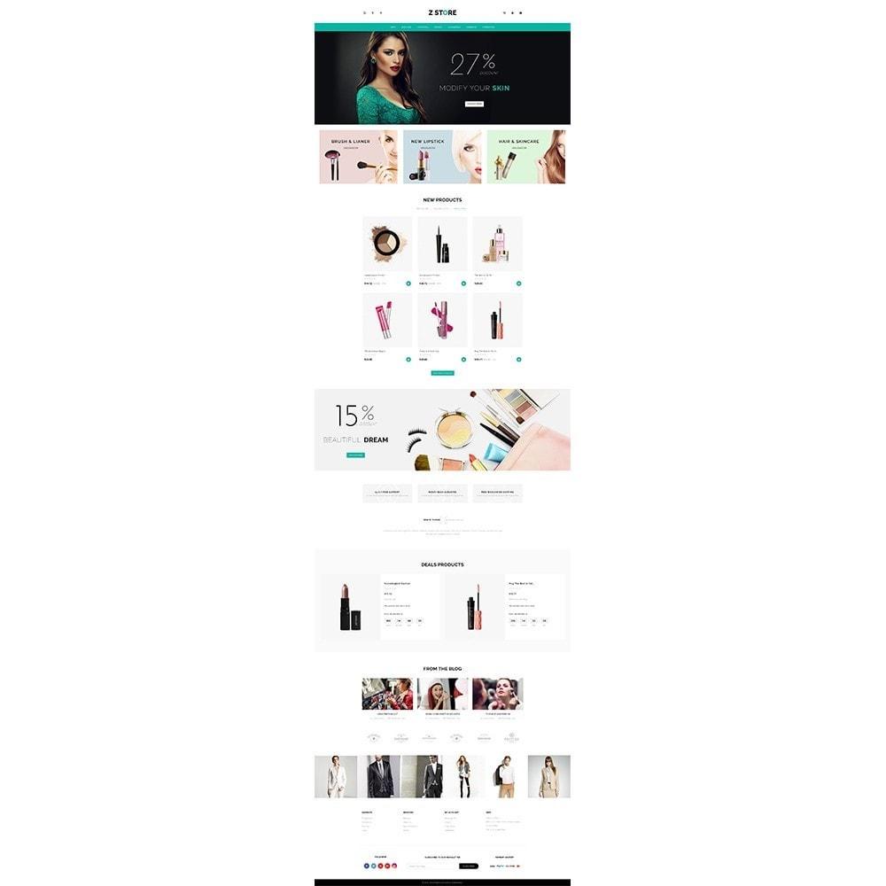 theme - Saúde & Beleza - Fashion Z-Store - 2