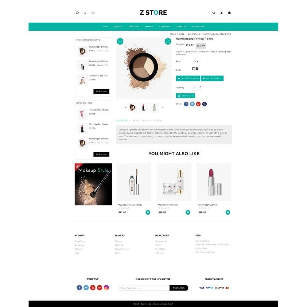 theme - Saúde & Beleza - Fashion Z-Store - 5