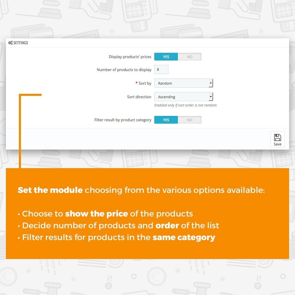 module - Cross-Selling & Produktbundles - Products by the same brand - 3