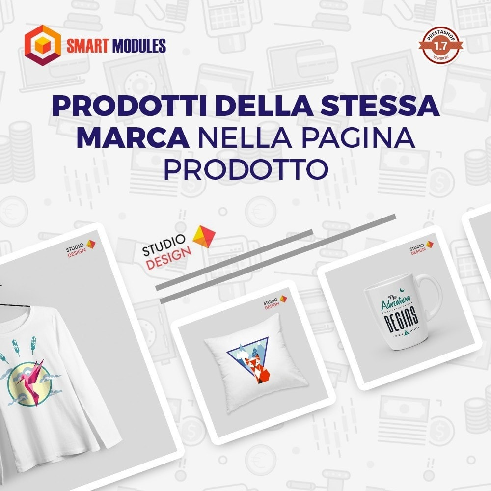module - Cross-selling & Product Bundle - Prodotti della stessa marca - 1