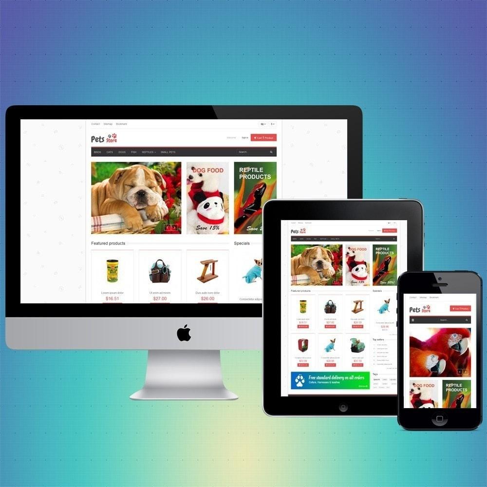 theme - Animals & Pets - VP_Pets Store - 1