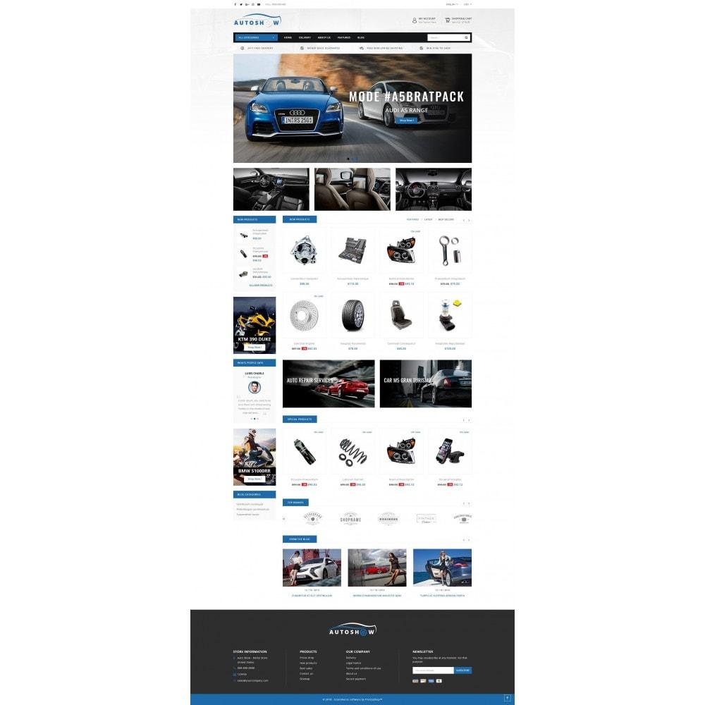 theme - Carros & Motos - Auto Parts Store - 2