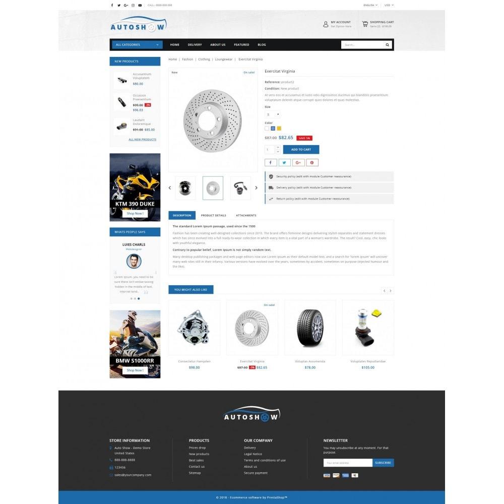 theme - Carros & Motos - Auto Parts Store - 5