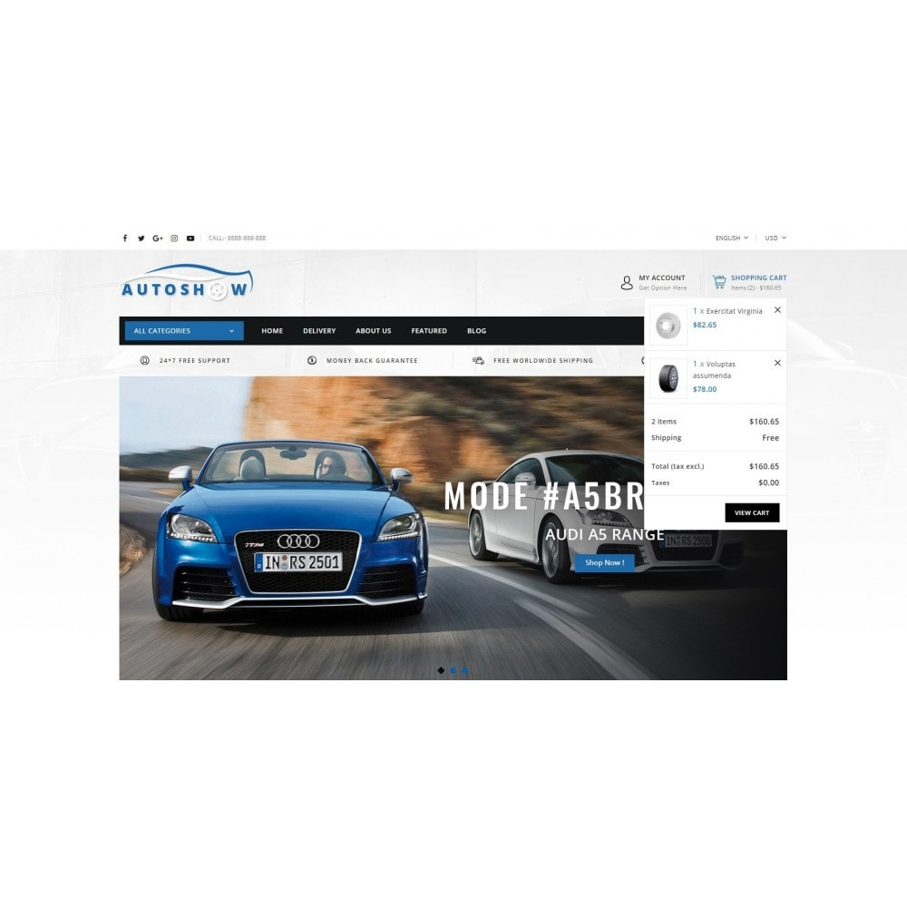 theme - Carros & Motos - Auto Parts Store - 6