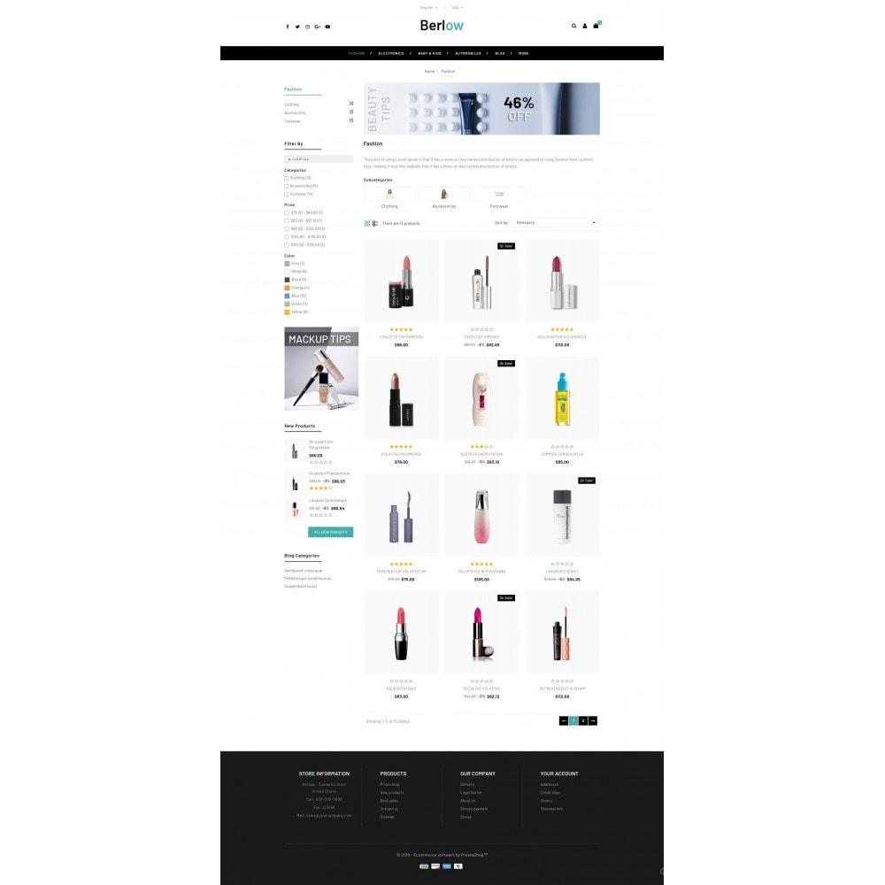 theme - Health & Beauty - Berlow - Beauty Store - 3
