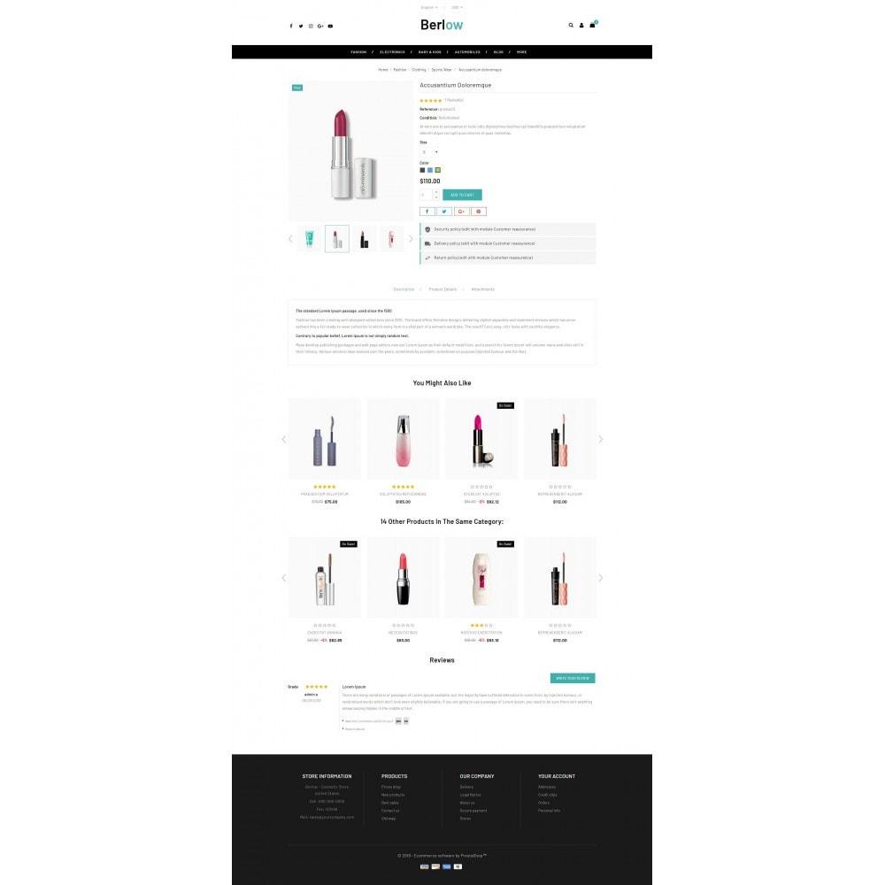 theme - Health & Beauty - Berlow - Beauty Store - 5