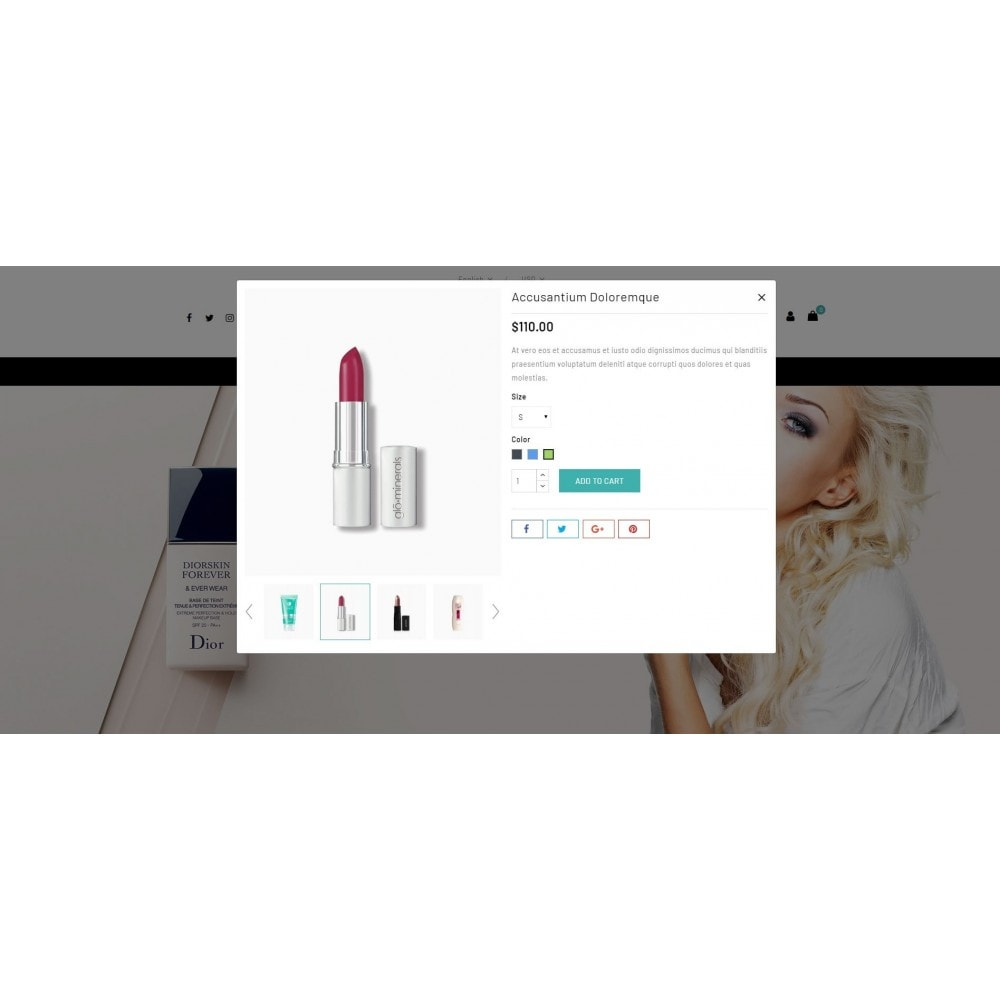 theme - Health & Beauty - Berlow - Beauty Store - 7