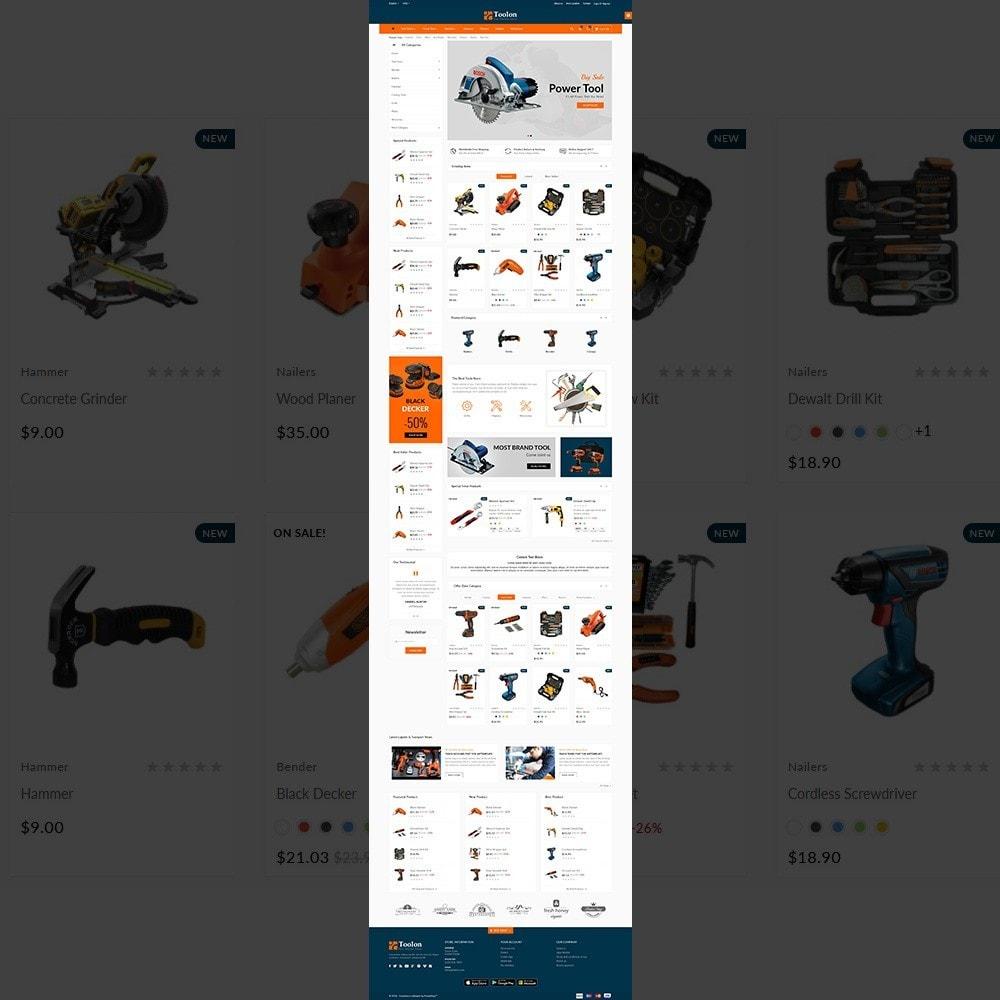 theme - Automotive & Cars - Toolon –Tools Mega Shop - 2