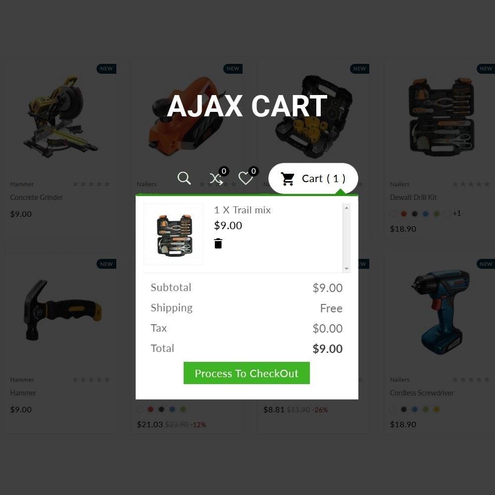 theme - Automotive & Cars - Toolon –Tools Mega Shop - 6