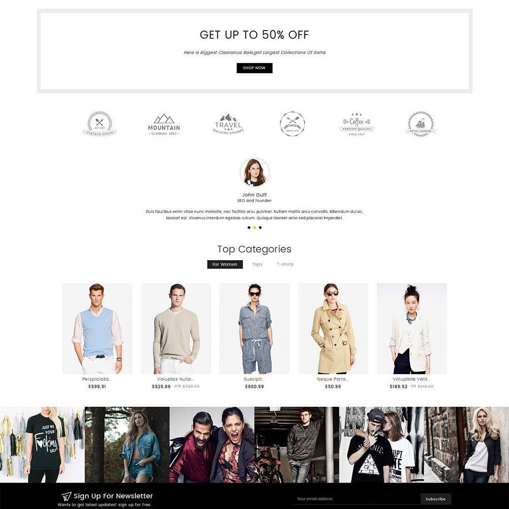 theme - Мода и обувь - Fashion Clothes - 3