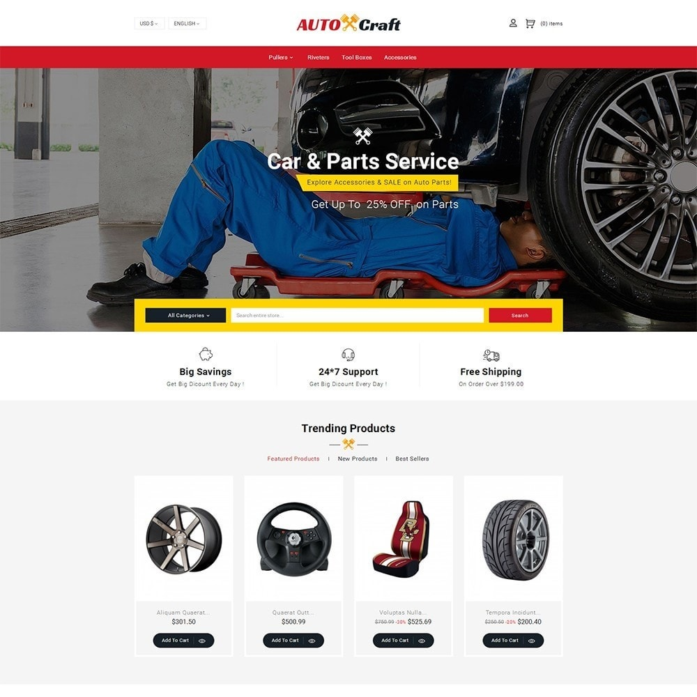 theme - Coches y Motos - Auto Crafts - 2