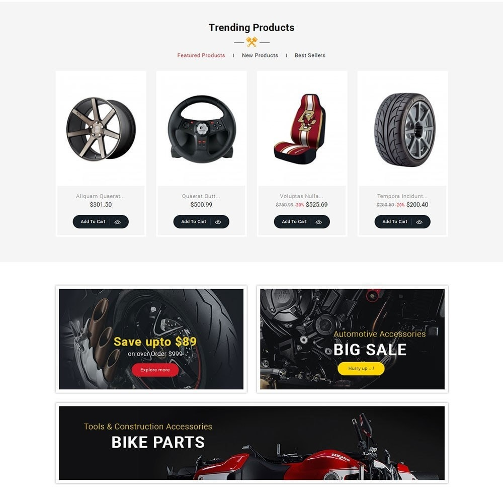 theme - Coches y Motos - Auto Crafts - 3