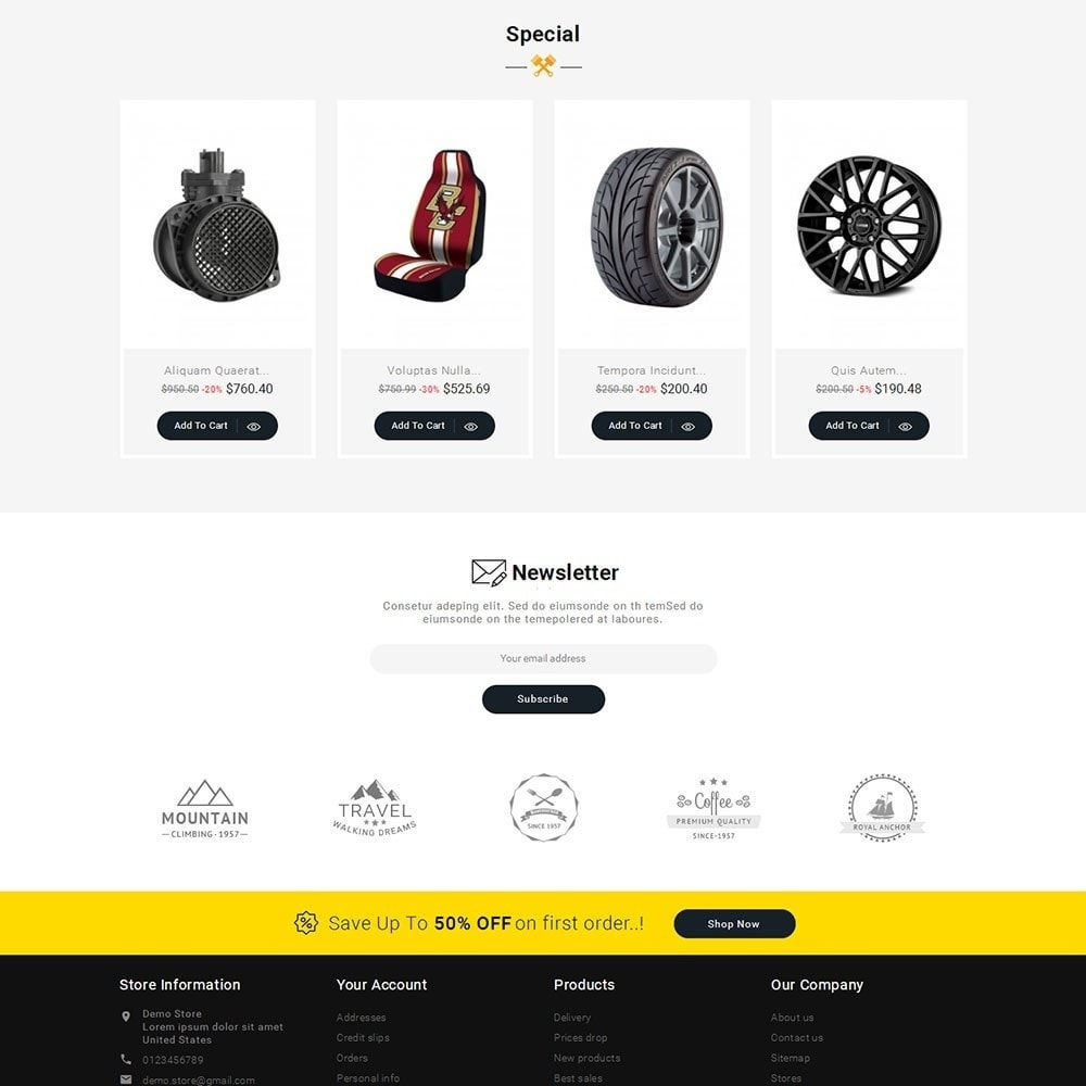 theme - Coches y Motos - Auto Crafts - 4