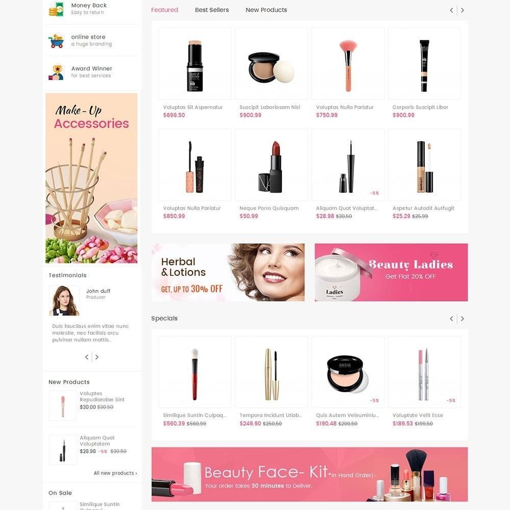 theme - Здоровье и красота - Mega Cosmetics - 3
