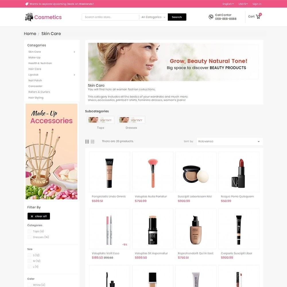 theme - Здоровье и красота - Mega Cosmetics - 5