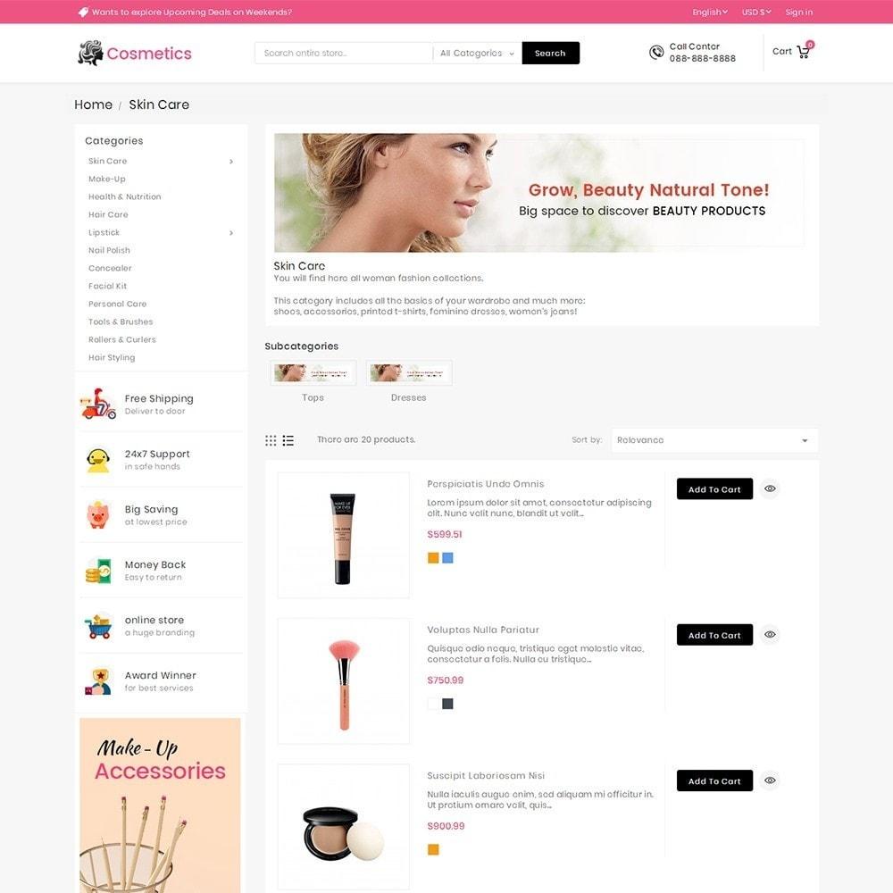 theme - Gesundheit & Schönheit - Mega Cosmetics - 6