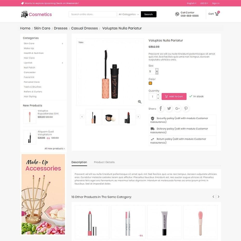 theme - Gesundheit & Schönheit - Mega Cosmetics - 7