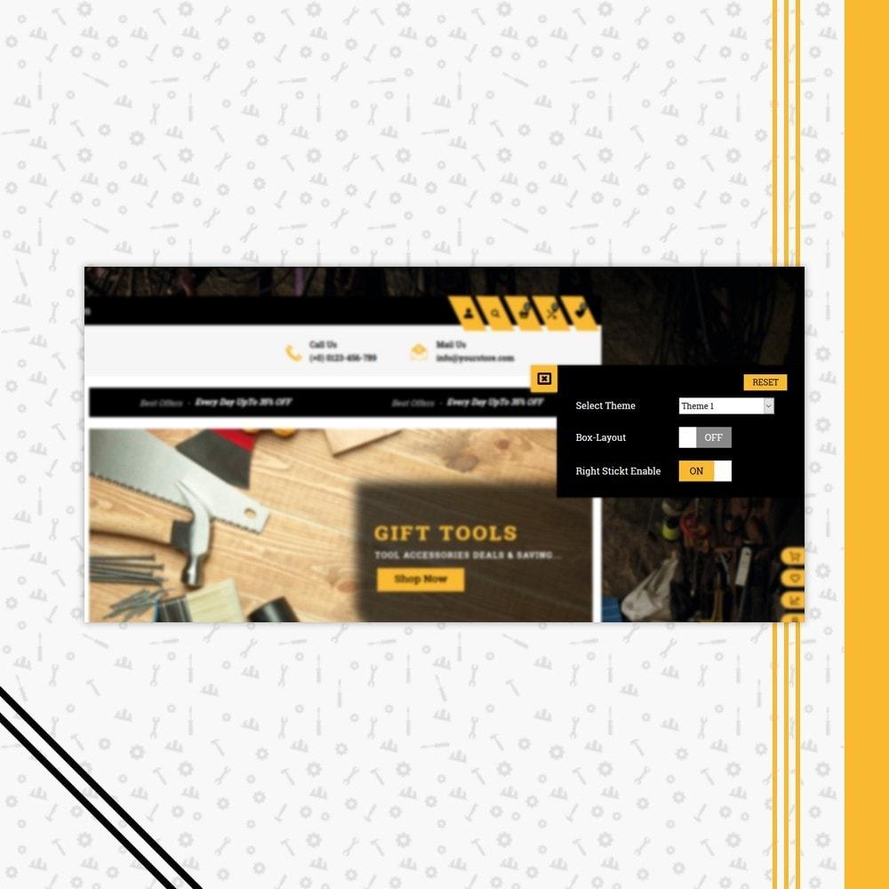 theme - Carros & Motos - Tools Shop - 7