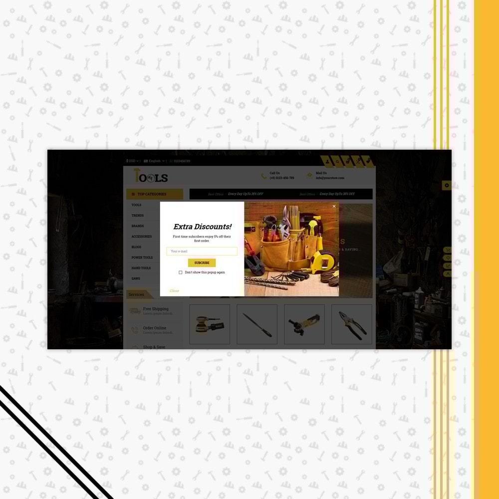 theme - Carros & Motos - Tools Shop - 8
