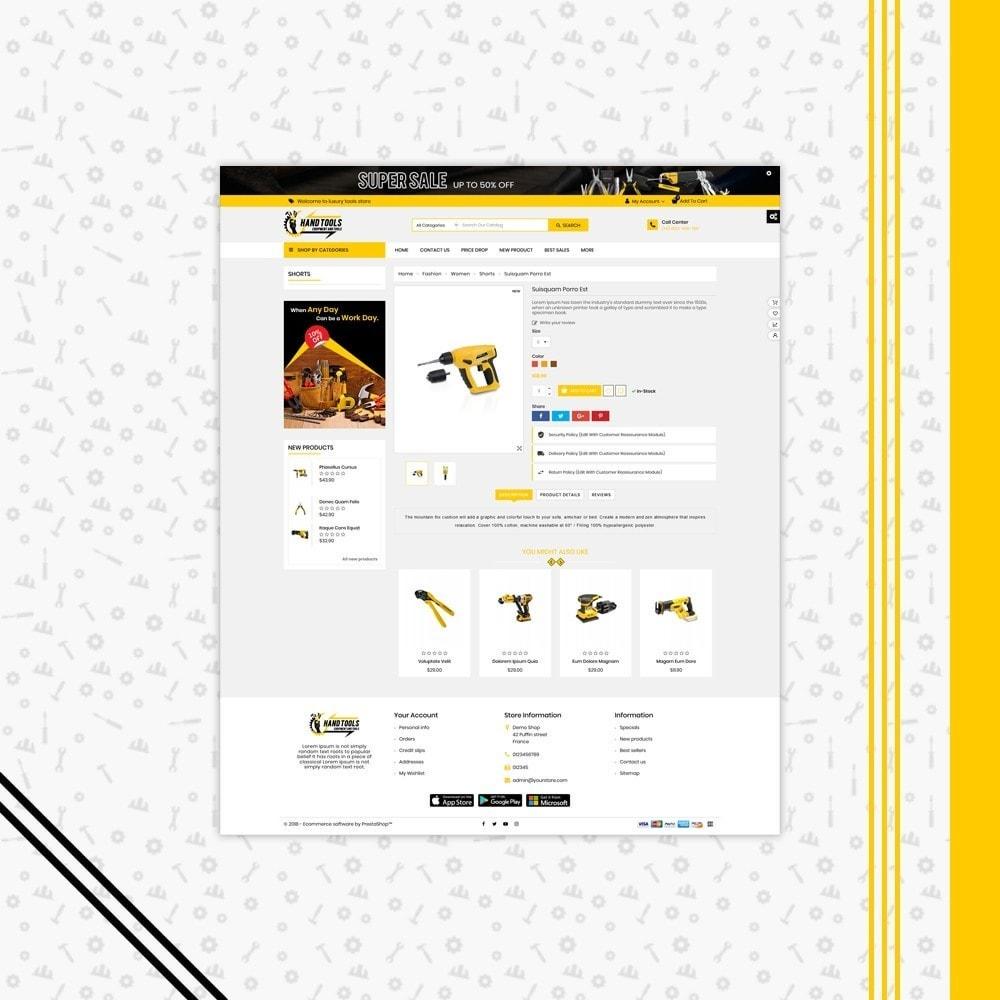 theme - Авто и Мото - Mega Tools Shop - 5