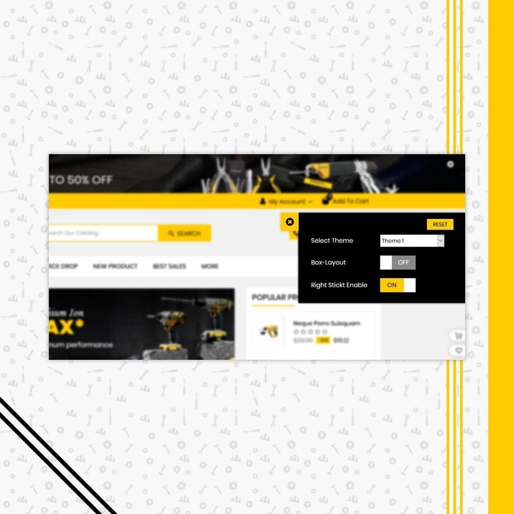 theme - Авто и Мото - Mega Tools Shop - 7