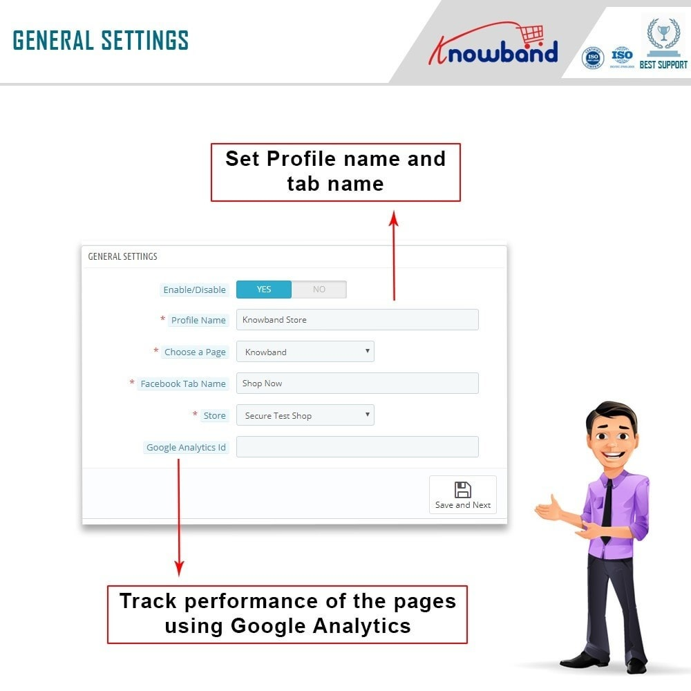 module - Produkten op Facebook & sociale netwerken - Social Shop Integrator - 5