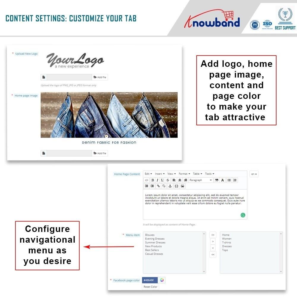 module - Produkten op Facebook & sociale netwerken - Social Shop Integrator - 6