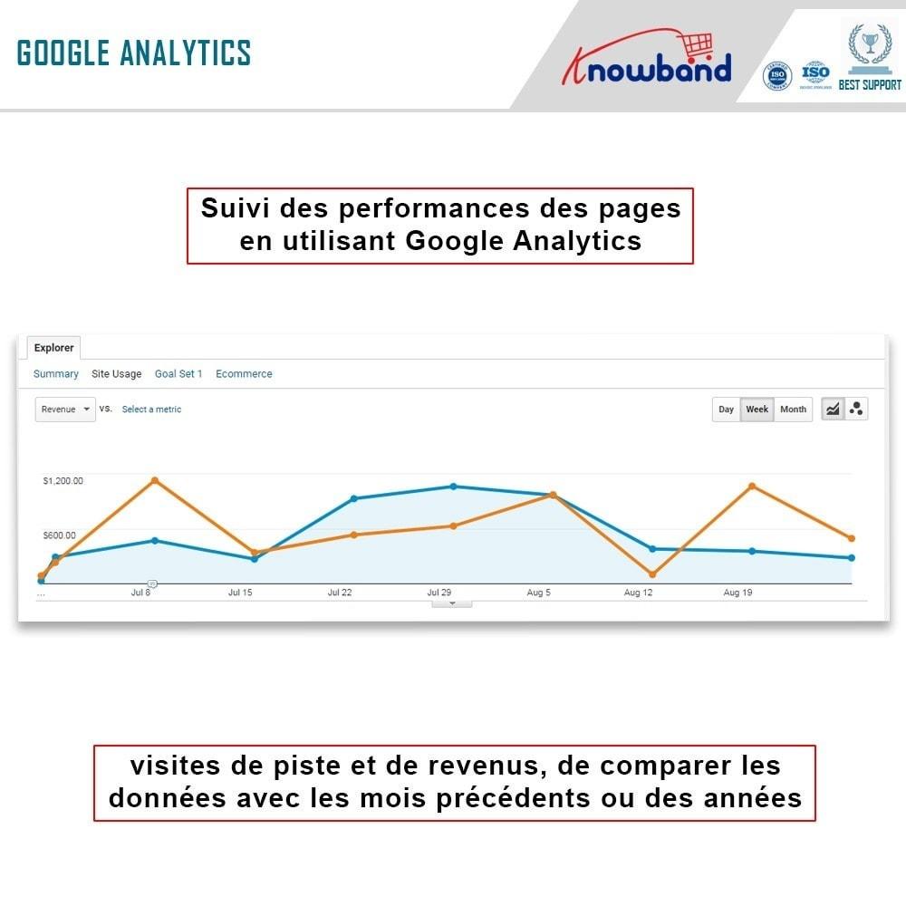 module - Produits sur Facebook & réseaux sociaux - Knowband - Intégrateur de boutique sociale - 3