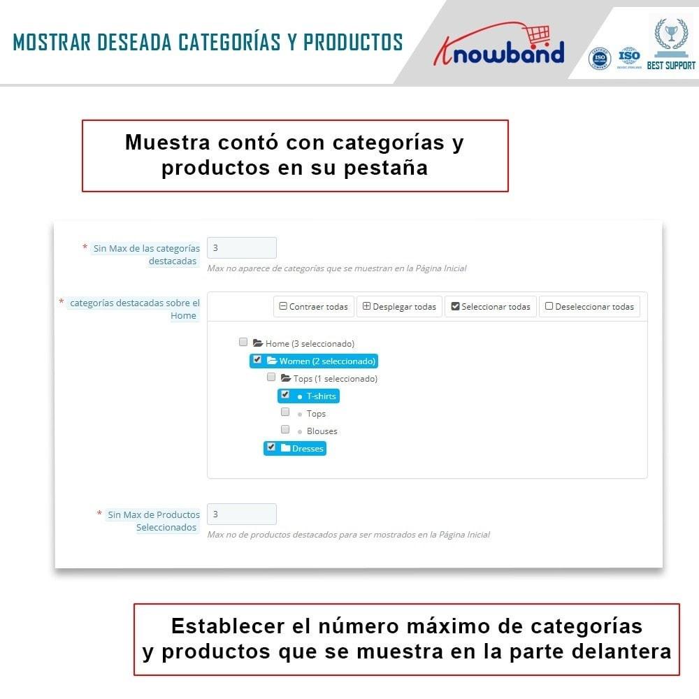 module - Productos en Facebook & redes sociales - Integrador de tienda social - 7