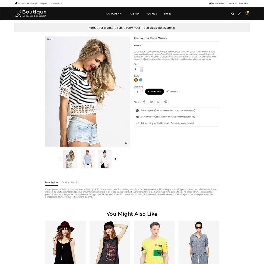 theme - Moda y Calzado - Boutique Fashion Light - 7