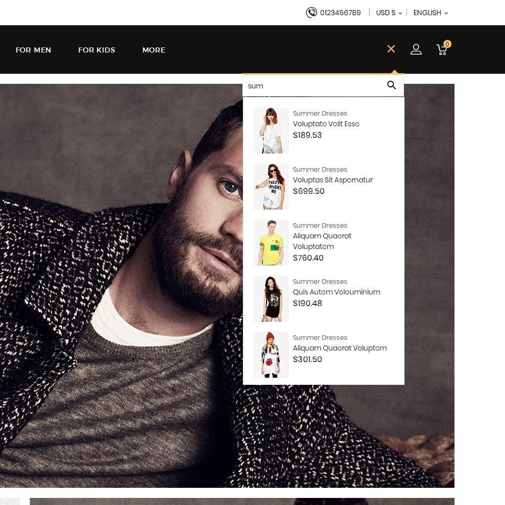 theme - Moda y Calzado - Boutique Fashion Light - 12