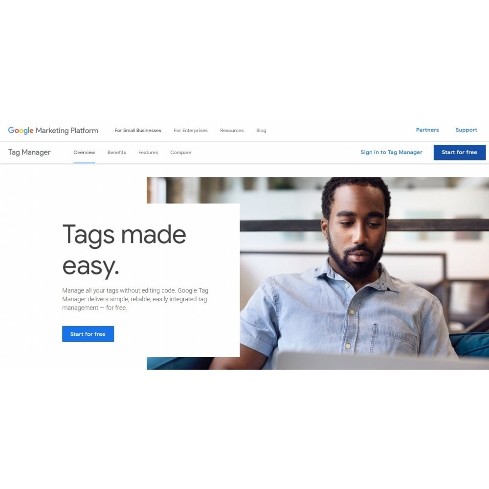 module - Analysen & Statistiken - Google Analytics + Google Tag Manager - 4