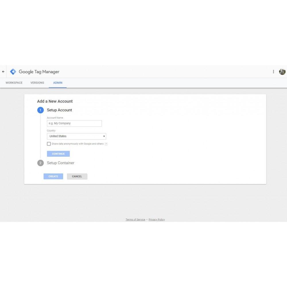module - Analysen & Statistiken - Google Analytics + Google Tag Manager - 6