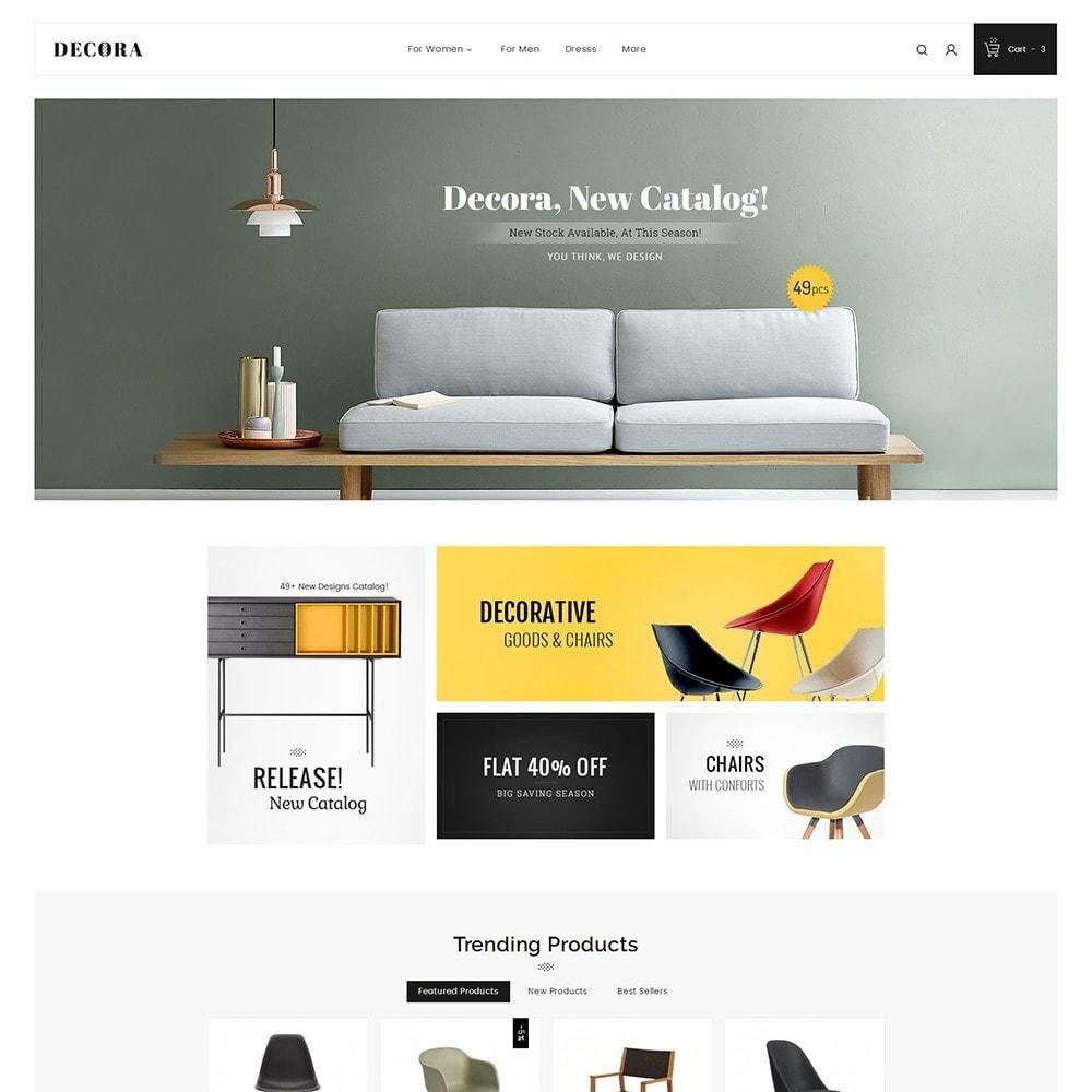 theme - Home & Garden - Decor Furniture Shop - 2