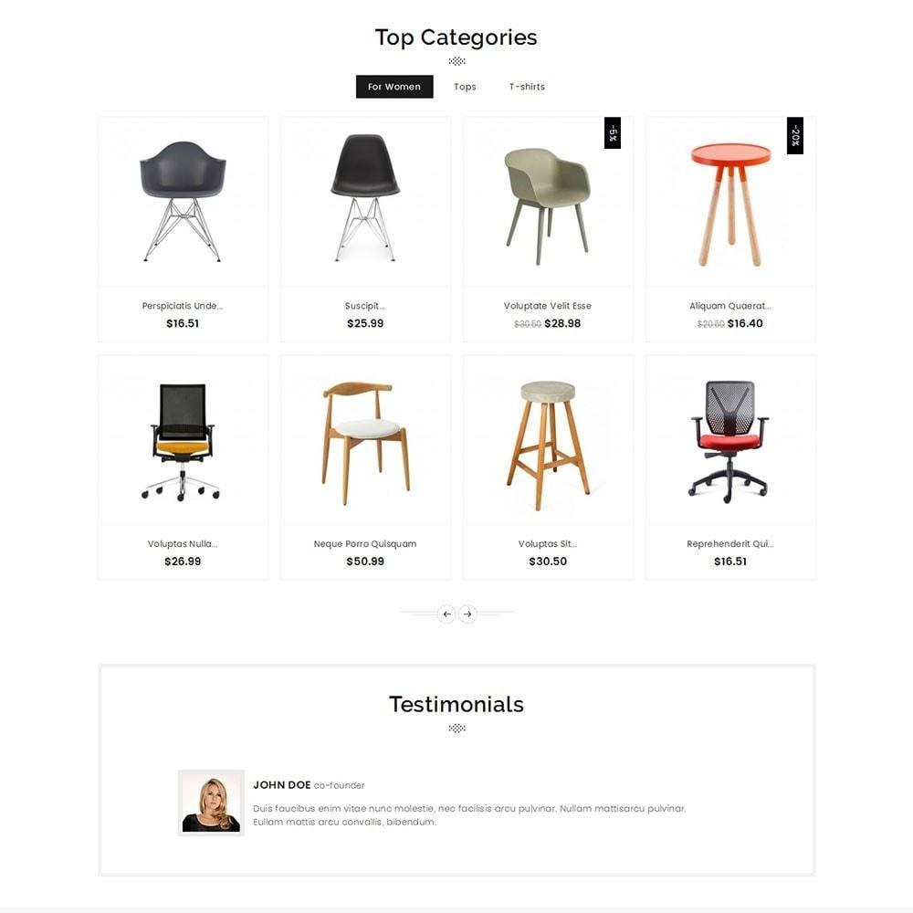theme - Home & Garden - Decor Furniture Shop - 4