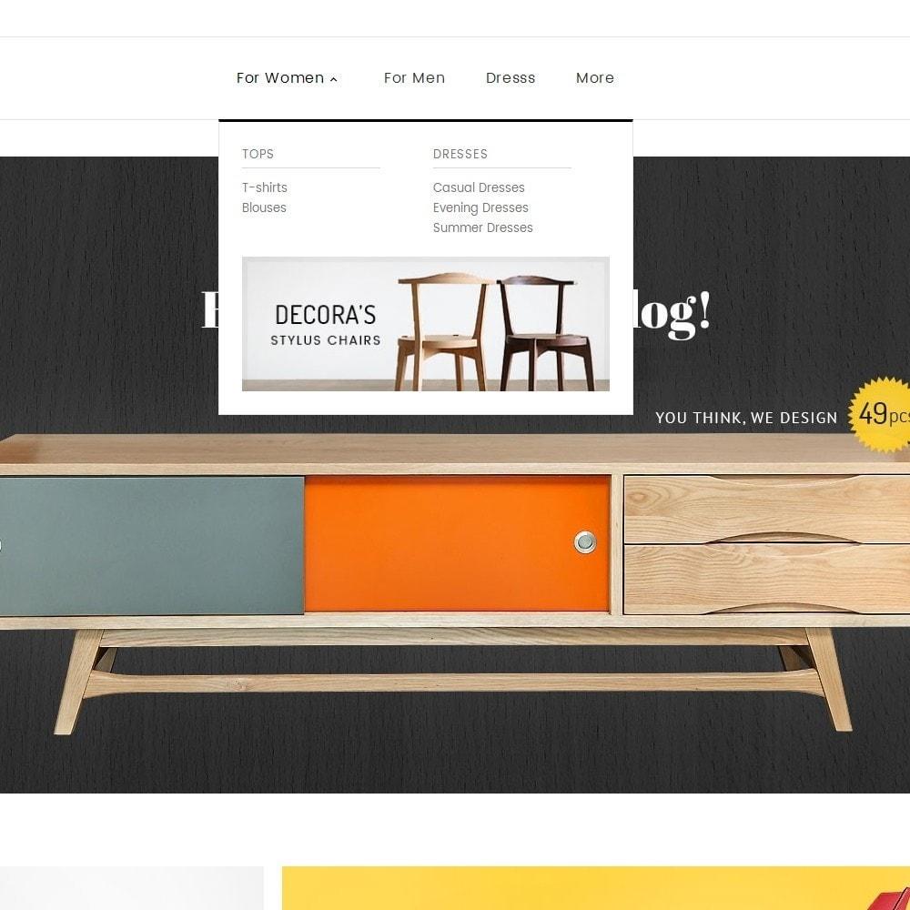 theme - Home & Garden - Decor Furniture Shop - 11