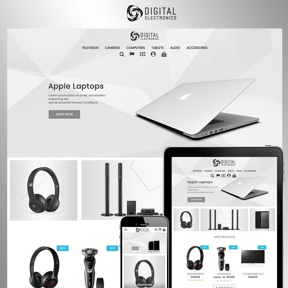 theme - Elettronica & High Tech - Digital Electronics Store - 1