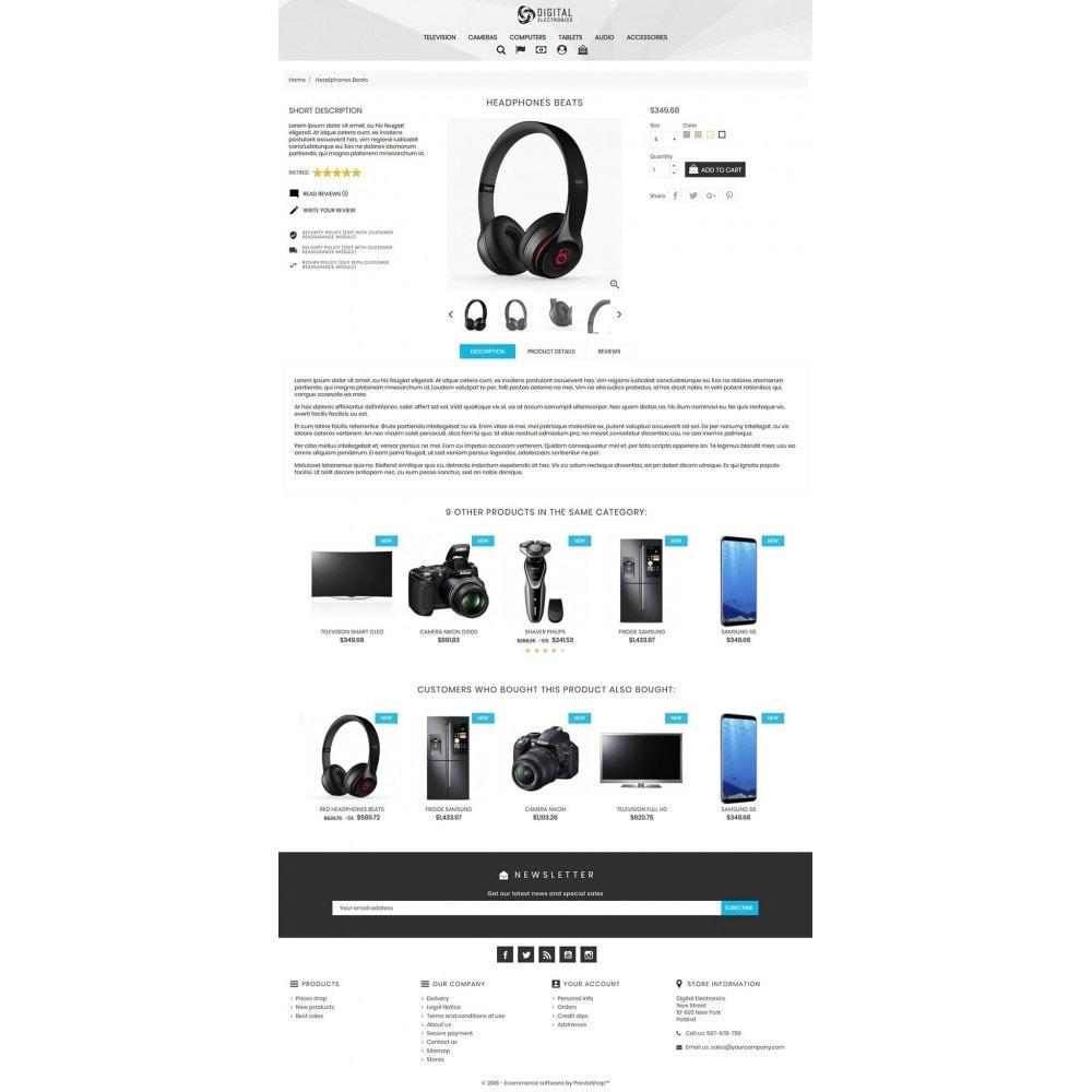 theme - Elettronica & High Tech - Digital Electronics Store - 3