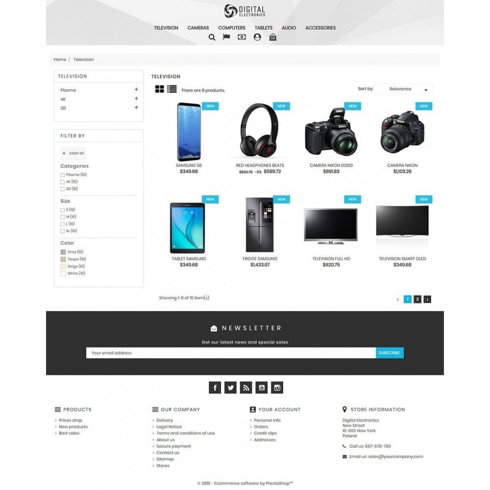 theme - Elettronica & High Tech - Digital Electronics Store - 4
