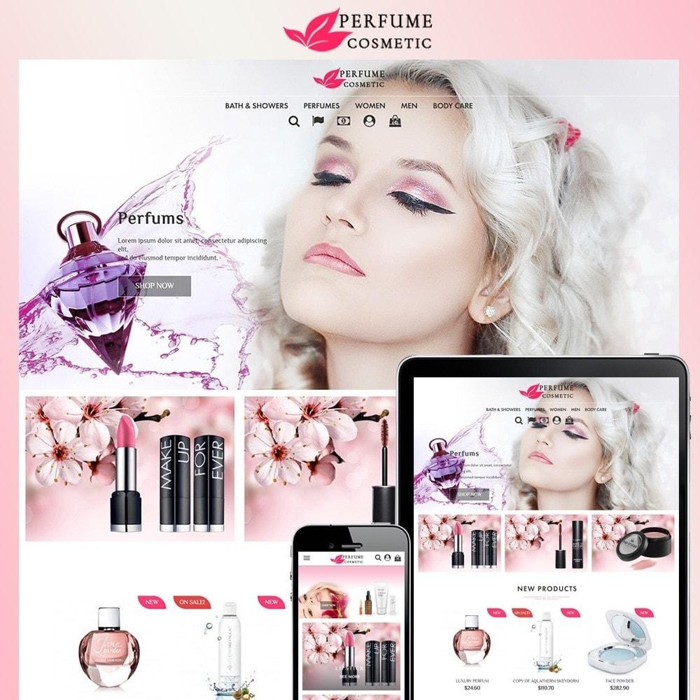theme - Saúde & Beleza - Cosmetic & Perfume - 1