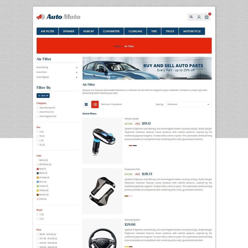 theme - Automotive & Cars - Automoto Auto Store - 4