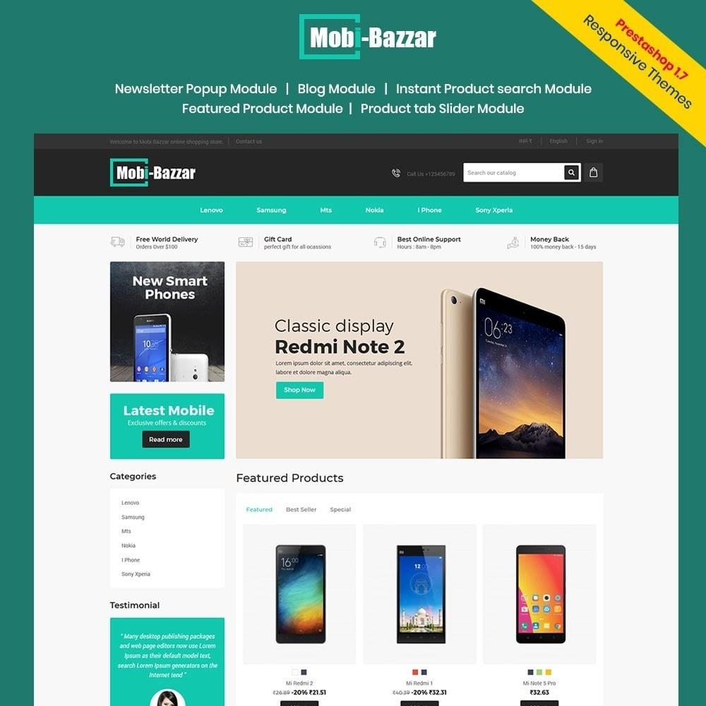 theme - Electronics & Computers - Mobibazzar  Electronics Store - 1