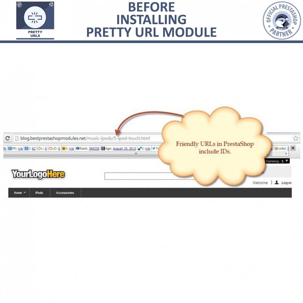 bundle - Gestão de URL & Redirecionamento - Pretty URLs + SEO Expert with URL Redirects - Pack of 2 - 9