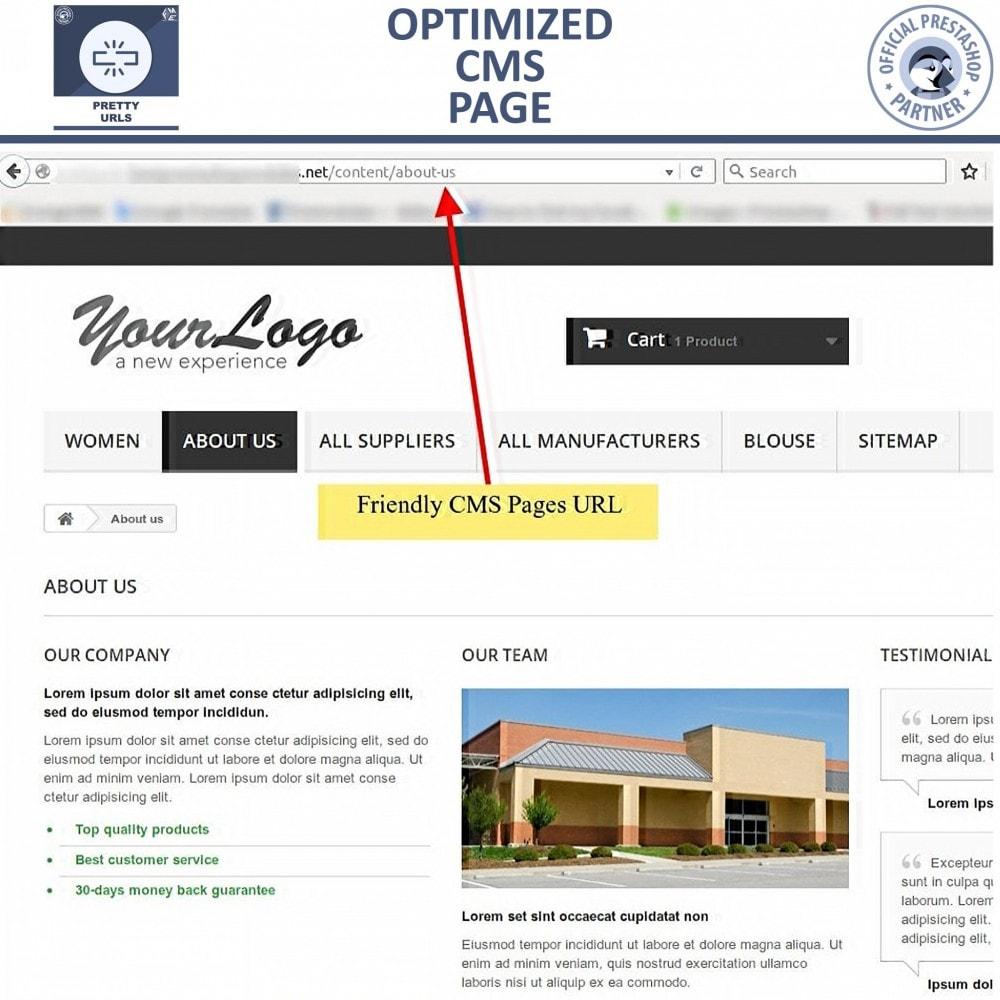 bundle - URL & Przekierowania - Pretty URLs + URL Redirects Manager -  Pack of 2 - 14